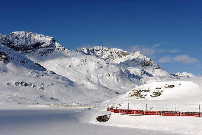 5-Day Glacier and Bernina Express Tour from Geneva