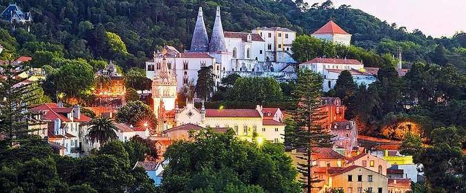 Sintra - Half Day Private Tour