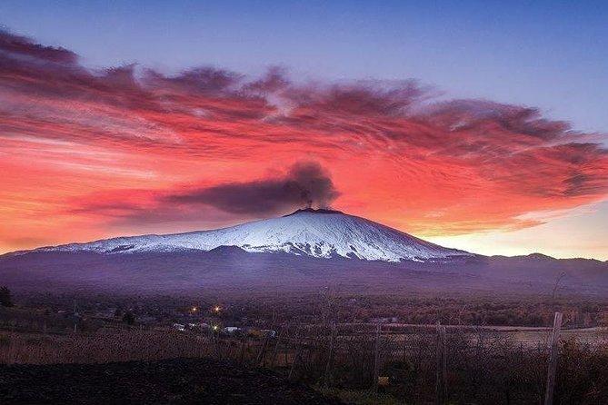 Tour to Etna Volcano and Taormina from Giardini Naxos - Taormina