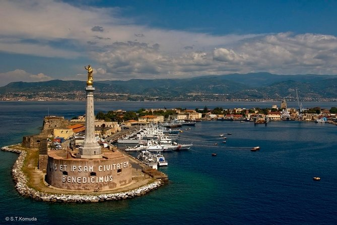 Messina City Tour with Cannoli Tasting