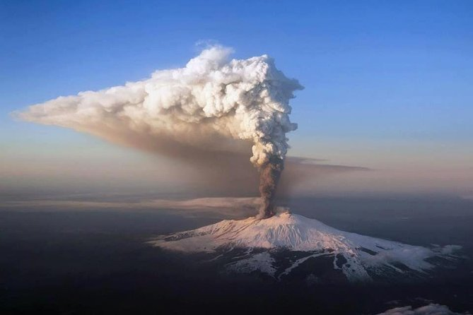 Tour to Etna Volcano and Taormina from Catania