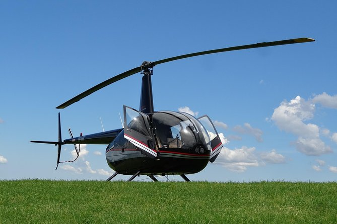 Hunter Valley Wine Country Helicopter Flight from Cessnock