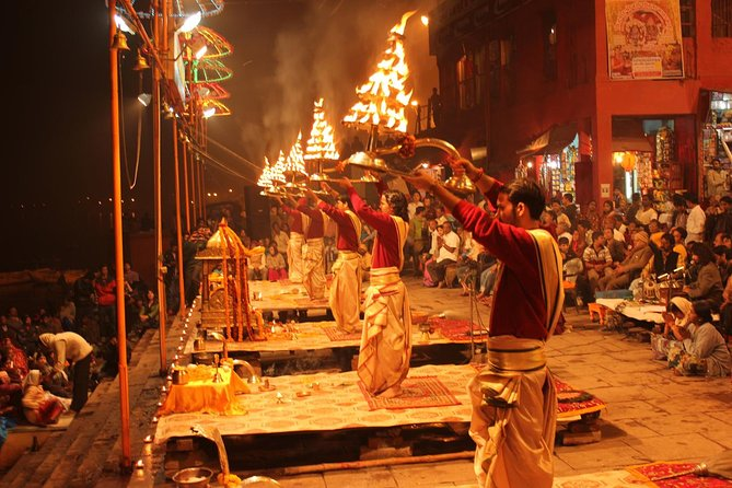 7 Days Excursion Golden Triangle Tour with Varanasi from Delhi