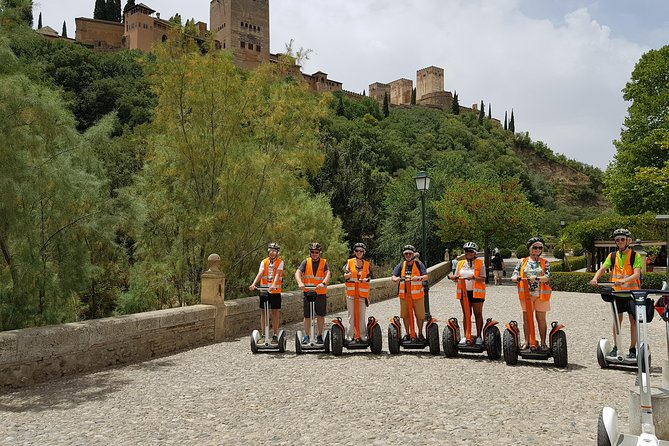 Granada Segway Tour to Albaicin and Sacromonte photo 11