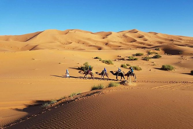 3 Days 2 nights Sahara desert From Fez to Marrakech