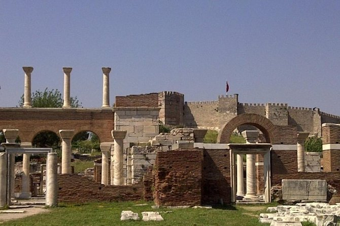 Full-Day Private Tour of Ephesus St John From Izmir