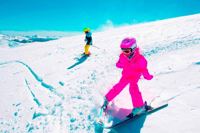 Junior Ski Rental Package for Salt Lake City - Cottonwood Resorts