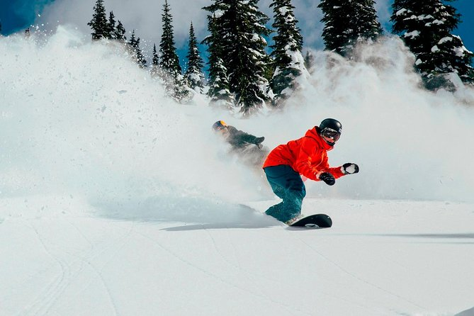 Demo Snowboard Rental Package for Snowbasin and Powder Mountain