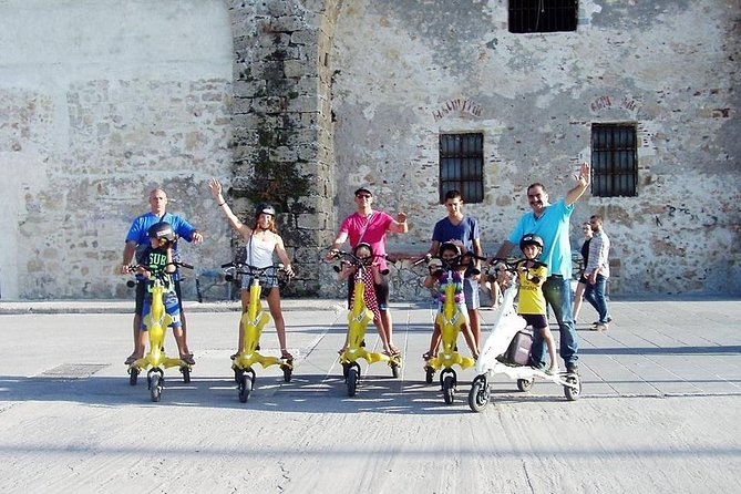 Chania Old Town Private Trikke Tour