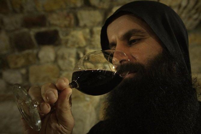Private tour - The secrets of the Cretan monastery wines