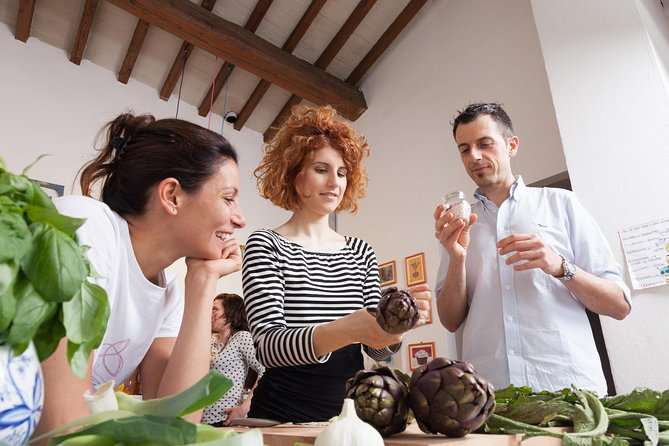Private Luxury Cooking Class in Florence with Breakfast and Lunch
