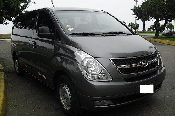 Taxi service in Paracas