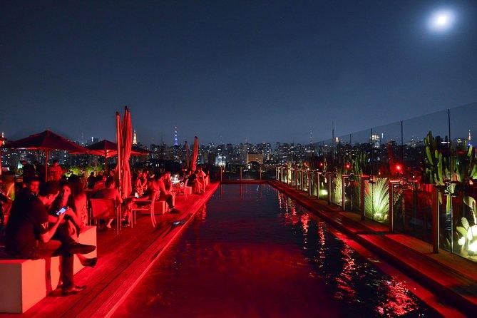 Sao Paulo Private City Night Tour