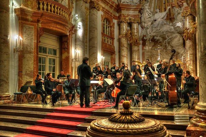 Concerto Réquiem de Mozart na Igreja de São Carlos em Viena