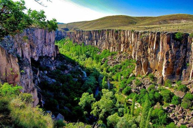 Ihlara Canyon Private Tour of Cappadocia