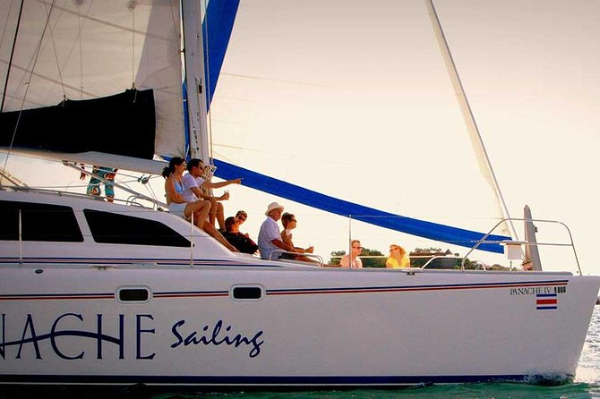 Panache Sailing - Morning Catamaran Sailing Tour at Flamingo Beach Costa Rica