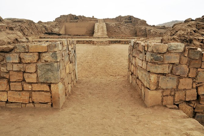 Private Tour: Pachacamac Archaeological Center from Lima