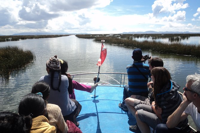 Day Trip to the Uros and Taquile Islands from Puno