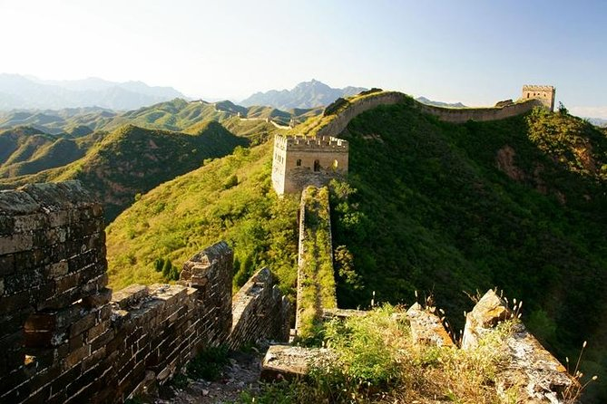 Private Independent Tour to Mutianyu Great Wall with Lunch from Beijing