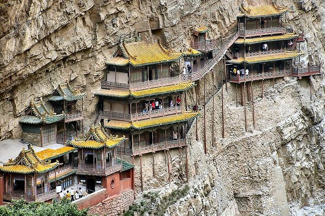Beijing - Datong YunGang Grottoes -Hanging Temple - Beijing Two Days Trip photo 2