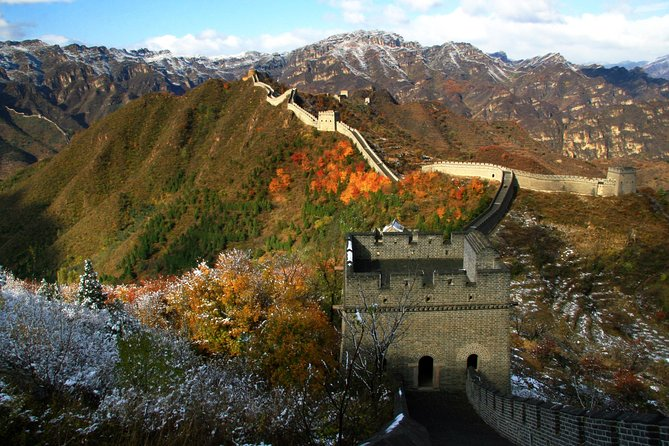 Explore and Discover Huangyaguan Great Wall With English Speaking Driver