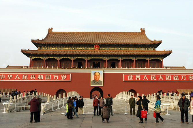 Tianjin XinGang Cruise Transport to Beijing City Sightseeing Tours With English Speaking driver photo 1