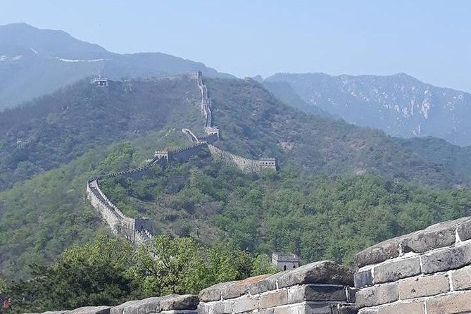 Mutianyu Great Wall Private Package Tour Include Toboggan Experience