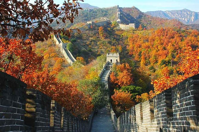 Explore the ancient Great Wall of China in Three Days