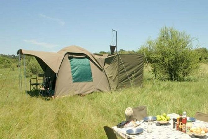3-Day Chobe National Park Camping Safari from Victoria Falls photo 1