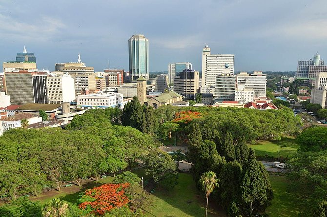 Full-Day Harare City Tour