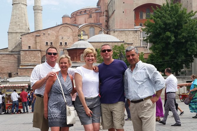 Istanbul customized tour w. private guide