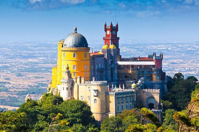 Sintra e Cascais: excursão de dia inteiro em grupo pequeno saindo de Lisboa