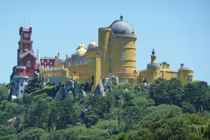 Private Tour Lisbon and Sintra