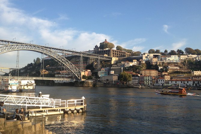 Private Porto Tour with Porto Wine Tasting and Boat Trip in Douro River