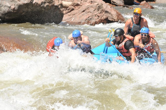 Half-Day Arkansas River - Royal Gorge Rafting Trip