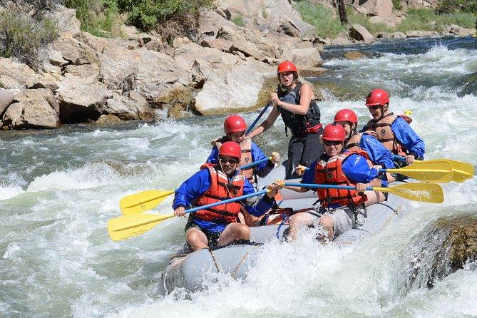 2-Days Arkansas River - Browns Canyon Rafting O.N. Trip