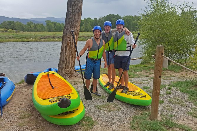 Rentals: Paddle Raft & Accessories - 1 Day
