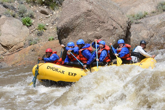 Lots of Action on the Gunnsion Gorge