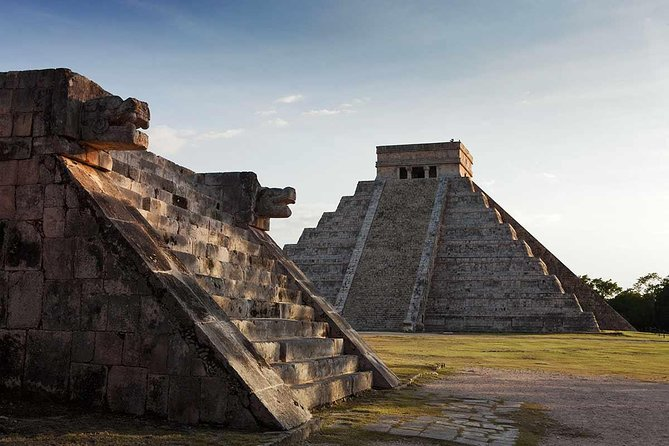 The mayan culture of Chichen itza All Inclusive from Cancun