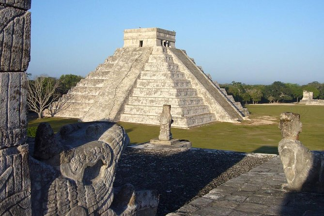 5 Day Riviera Maya Archaeological Tour From Cancun in a 3 Star Hotel