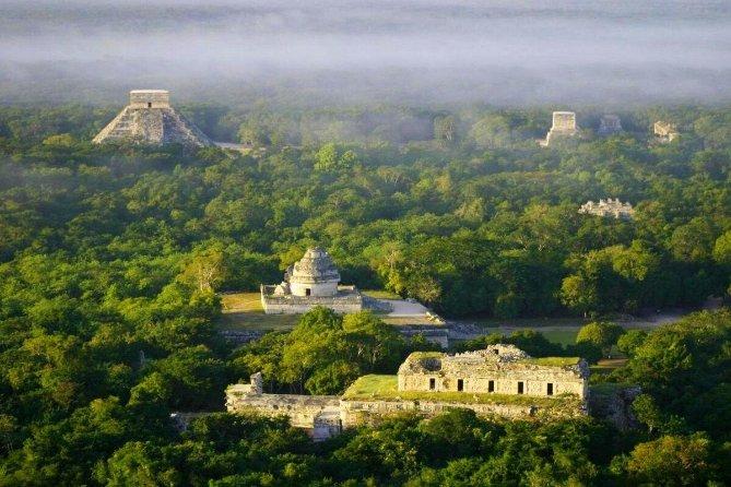 6 Days Unforgettable Yucatan Tour: Merida to Cancun in a 3 Star Hotel
