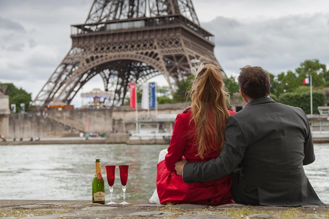 Paris Eiffel Tower Vows Renewal Ceremony with Photo-shoot and Video-shoot