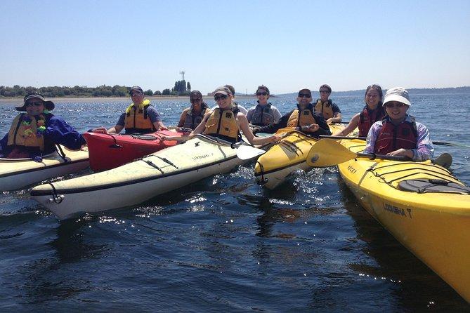 Tour en kayak en el punto de descubrimiento