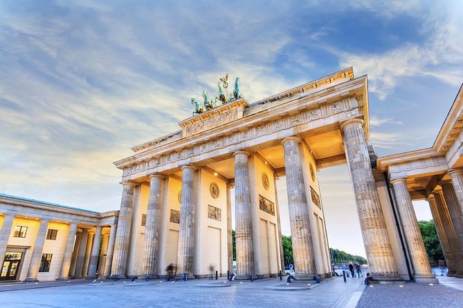 Full-Day Berlin Excursion with Round-Trip Transportation from Warnemünde or Rostock