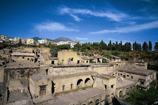 Herculaneum Express Tour by Train from Sorrento photo 4