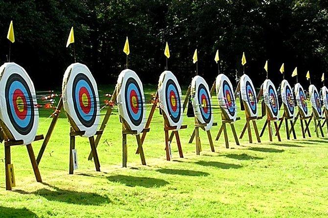 Amsterdam Archery Battle