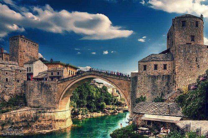 Bosnisk Privat Dagstur: Mostar og Medjugorje fra Split