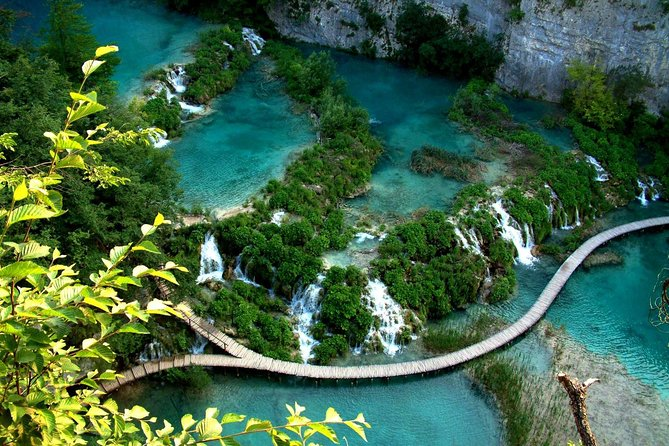 Plitvice Lakes Private Guided Tour from Zadar