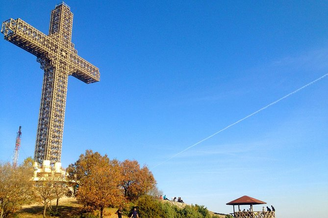 Skopje Countryside Private Half-Day Tour with Mt. Vodno and Matka Canyon