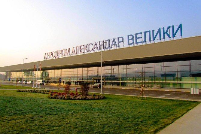 Airport Alexander the Great in Skopje
